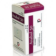 ANABOL 50 (Dianabol-50mg) Inyectable. Rotterdam Pharmaceutical