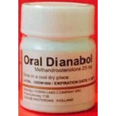 Dianabol Oral 25 Human Labs